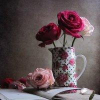 "Книга ""Цветы любви"" :: Наталия Тихомирова"
