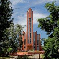 Церковь Христа Царя. Город Маркс. Саратовская область :: MILAV V