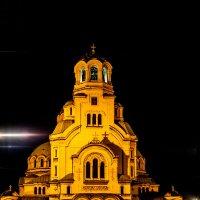 Храм Александра Невского. София, Болгария :: Евгений