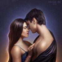 История любви :: Malinka Art Galina Paigetova