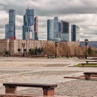 Город :: Денис Быстров