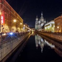 Канал Грибоедова. Санкт-Петербург. :: Олег Кузовлев