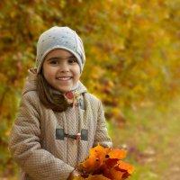 Золотая осень :: Anna Fill