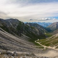 Вид на долину Зун-Гола :: Александр Шацких