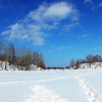 Как в песенке -какое небо голубое! :: Сергей F