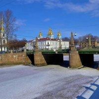 На пути к Трёхмостью... :: Sergey Gordoff