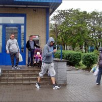 В дождливый майский день :: Нина Корешкова