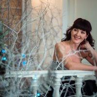 В гостях у Снежной Королевы :: Мария Чуйкова