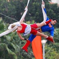 Парящие в танце :: Aleks Ben Israel