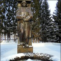 Мемориал. :: Александр Шимохин