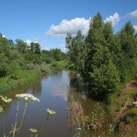 Летом на реке :: Татьяна Георгиевна