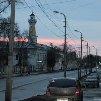 Утро в Костроме :: Дмитрий Солоненко