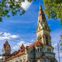 Кирха. :: Вахтанг Хантадзе