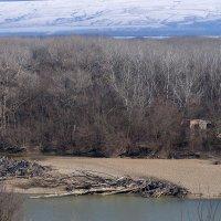 Река Кубань в Начале марта :: Игорь Сикорский