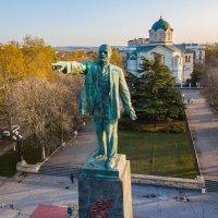 Ленин в Севастополе :: Павел © Смирнов