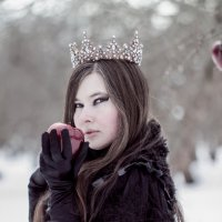 Evil Queen :: Юля Грек