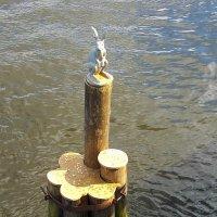 Памятник зайцу. :: Лия ☼