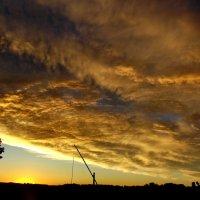 Закат - 06. 07. 17г :: Светлана Рябова-Шатунова