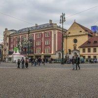 """Торговый центр """" Палладиум"""" В Праге. :: Андрей Дурапов"""