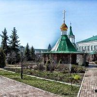 Спасо-Яковлевский Димитриев монастырь в Ростове :: OlegVS S