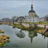 Поздняя осень в Вязьме :: Сергей Никитин