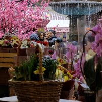 ГУМ - тема весны :: Игорь