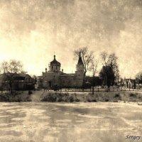 Андрушевка, усадьба Терещенко, старые фотографии XIX века :: Сергей Ионников