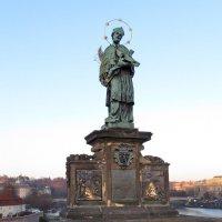 Святой Ян Непомуцкий, небесный покровитель Праги и всей Чехии :: ИРЭН@ .