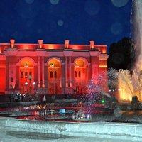 Цветная ночь :: Mir-Tash