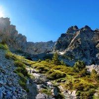 панорама гор :: Elena Wymann