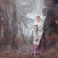 Осенняя прогулка :: Елена Круглова