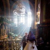 В церкви :: Анастасия Иванова