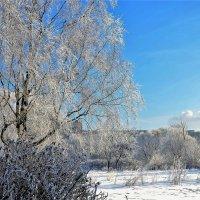 Зимняя Сказка продолжается... :: Sergey Gordoff