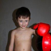 Маленький чемпион :: Зоя Васенкова