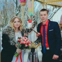 Свадьба в  марте Пермь :: Наталья