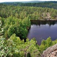Озеро Реповеси :: Елена Павлова (Смолова)