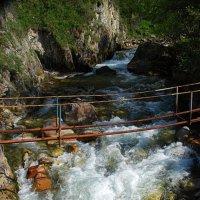 Старый мостик. :: Anna Gornostayeva