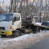 Эвакуатор Hyundai :: Дмитрий Никитин