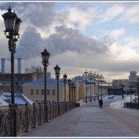 Москва морозная... :: Николай Панов