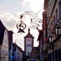 Ротенбург на Таубере..Германия... :: backareva.irina Бакарева