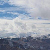 Облака и горы :: Светлана Попова