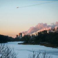 ТЭЦ зима :: Aleksey Maron