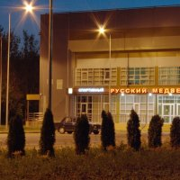 Прогулка по ночному городу :: Лира Цафф