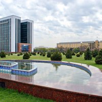 Главная площадь столицы :: Mir-Tash