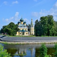 Кремль в Угличе :: Сергей Сёмин
