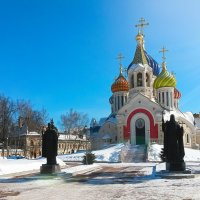 Собор Игоря Черниговского в Переделкино :: Иван