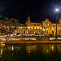 Площадь Испании, Севилья :: Владимир Брагилевский
