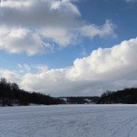 Февральские облака :: Милешкин Владимир Алексеевич