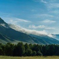 Зацепились за облака :: alteragen Абанин Г.