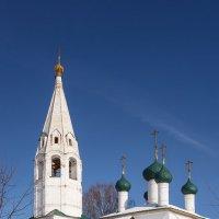 Церковь Никола Рубленый город :: Андрей Шаронов